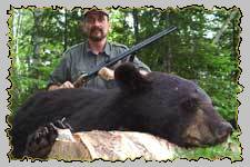 bear hunts canada, bear hunting canada, quebec bear hunts